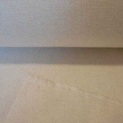 weiß Gewebe55% Hanf 45% Baumwolle150cmbreit510g/m (Hochzeit Gewebe)