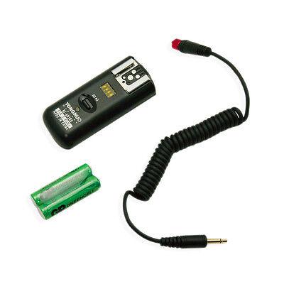 Yongnuo Zusatz Empfänger für RF-602 C3 2in1 Funkfernauslöser und Blitzauslöser