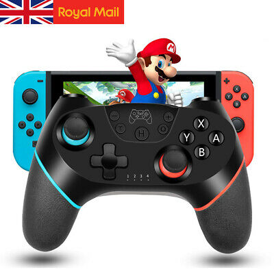 Bluetooth Wireless Gamepad Console Joystick Controller for Nintendo Switch Xmas