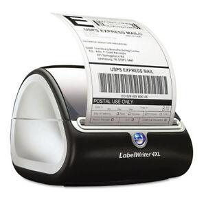 labelwriter 4xl label thermal printer black 1755120