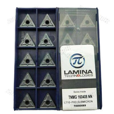 50PC TNMG332-MA TNMG160408-MA triangle carbide insert for steel cast iron