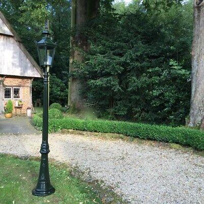 Außenlampe im antiken Stil,  Außenbeleuchtung Hofbeleuchtung Wegeleuchten 270cm