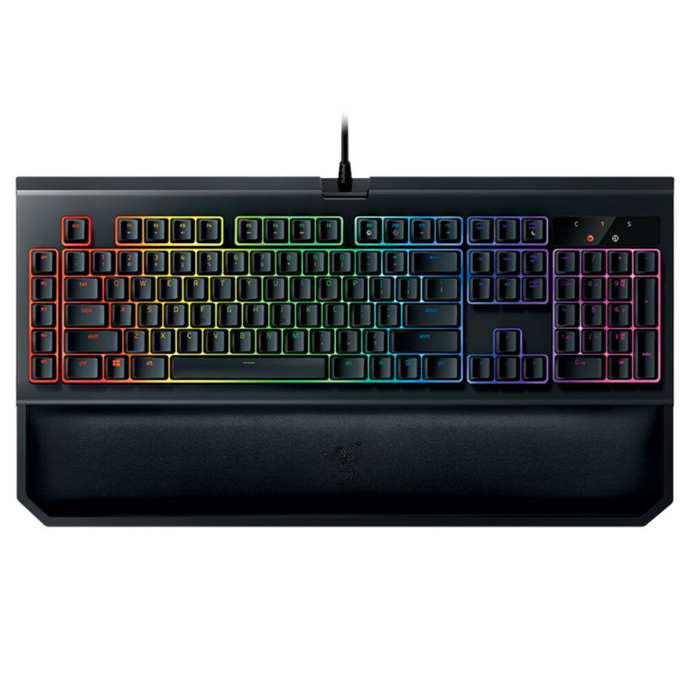 Razer BlackWidow Chroma V2 - RGB Mechanical Gaming Keyboard