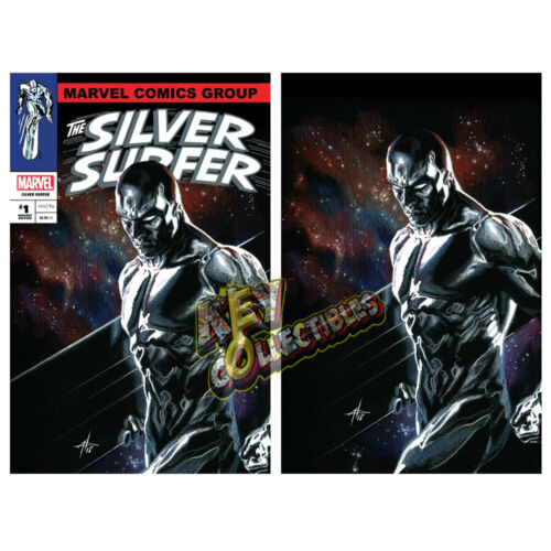 Marvel Silver Surfer: Best Defense #1 Gabriele Dell