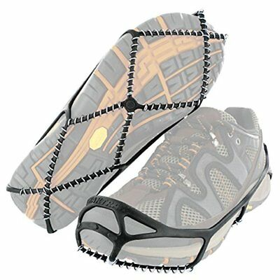 YakTrax Walk Traction Cleats for Walking on Snow and Ice, X-Small