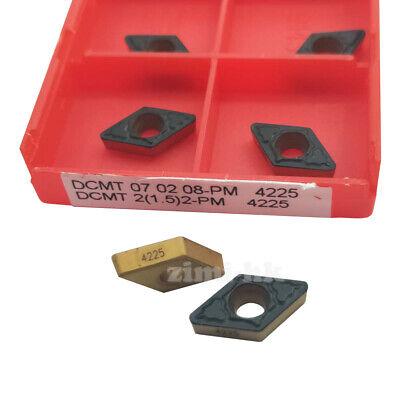 10pcs  CNMG120408-MA US73516×100mm External Lathe Turning Holder MCLNR1616H12