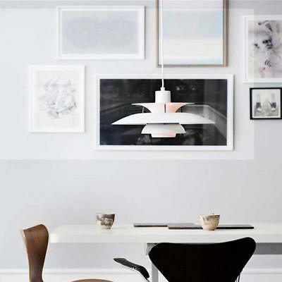 1Louis Poulsen Repro PH50 Pendant Light Suspension Ceiling Lamp White 50 cm - Light Suspension Lamp