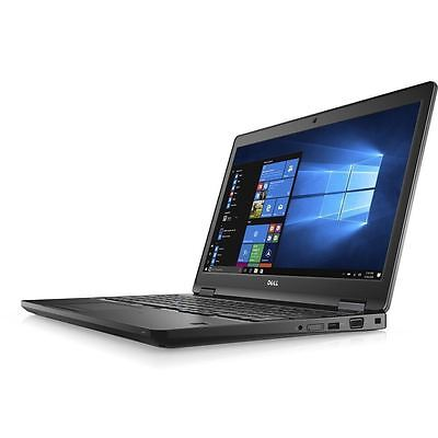 Dell latitude 15 5580 i7-7600U 16GB 256GB SSD FHD IPS GT 940MX 2GB SmartCard Rdr