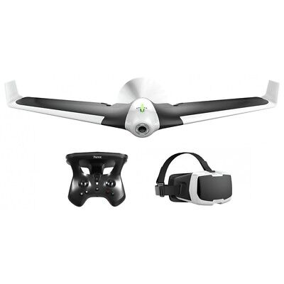 Parrot Disco FPV Kameradrone/Drohne Action Cam + Skycontroller + Brille WOW