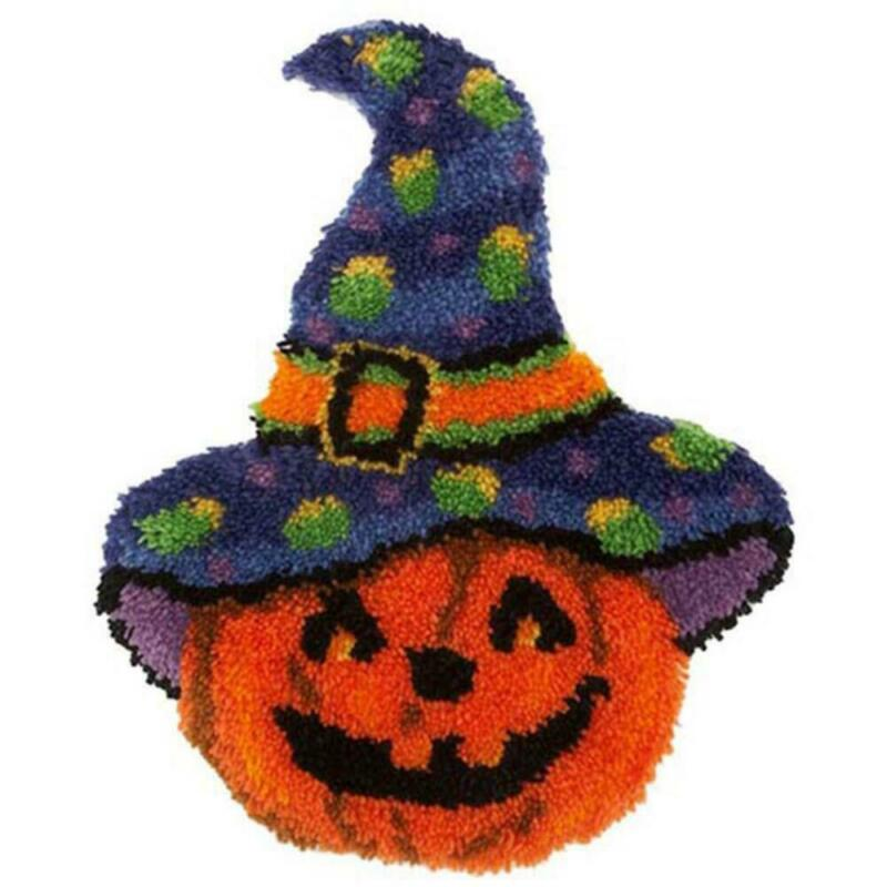 Herrschners® Halloween Style Latch Hook Kit