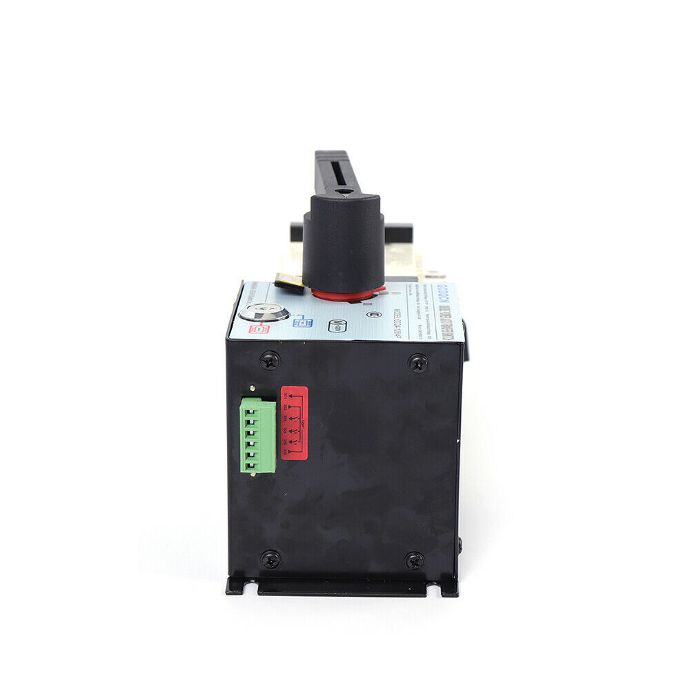 Automatic Dual Power Transfer Switch 100A//4P F// Generator Changeover Switch Fast