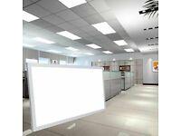 LED 72w 1200x600mm Panel Light Suspeneded Ceiling Light Bright Daylight Ice White