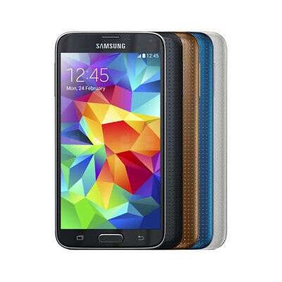 Android Phone - Samsung Galaxy S5 - All Colours - Very Good Condition