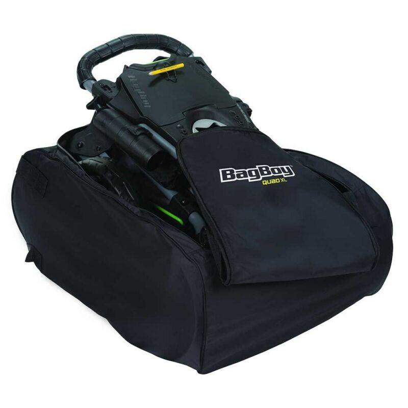 NEW BagBoy Carry Bag Quad Series (Plus, XL) Cart Accessory / Storage Bag Boy
