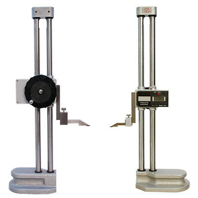 Electronic Double Dual Twin Beam 18 450mm Height Gage Digital001 Gauge