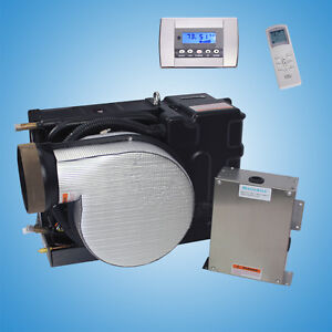 Marine Air Conditioner & Heating Systems for Boats 9000 Btu 110V AC with Control