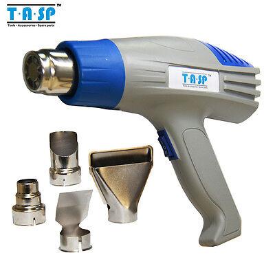 Electric 220V Air Heat Gun Adjustable Dual Temperature Hot Gun Power Tools 2000W