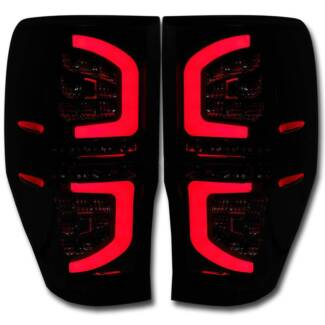 Ford Ranger PX T6 Mk1 Mk2 Ute Replacement Tail Lights Pair LH+RH