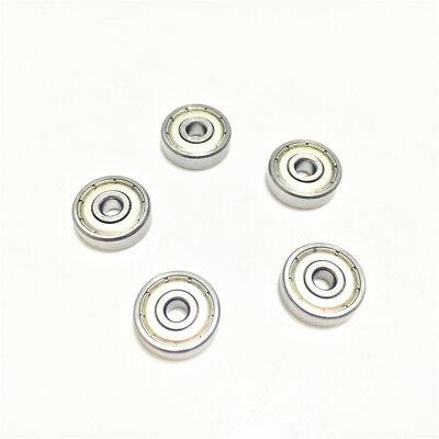 30pcs 696zz 696z 696 2z 6x15x5mm Deep Groove Ball Bearing Mini Bearing 6155