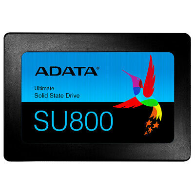 "ADATA Ultimate SU800 2.5"" 512GB SATA III 3D NAND Internal Solid State Drive SSD"