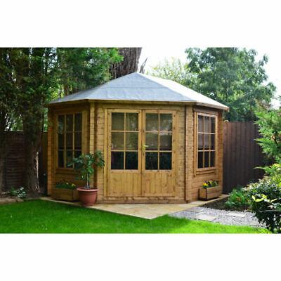Ardcastle 10x10 28mm log cabin / summerhouse