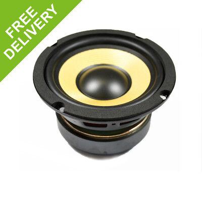 "QTX Sound 5.25"" Professional Replacement Spare Hi-Fi Woofer Speaker Driver 200W"