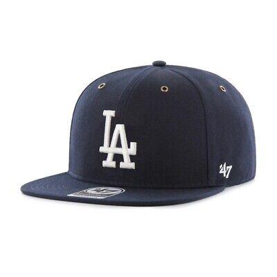 Los Angeles Dodgers '47 Brand Carhartt Captain Mens Navy
