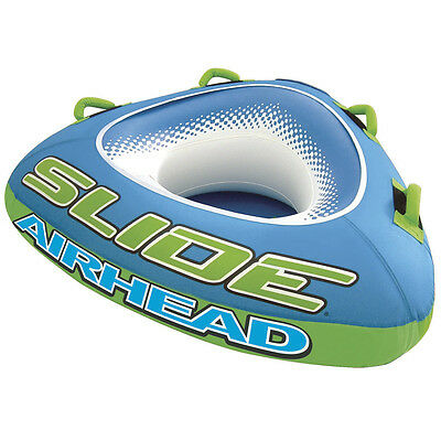 Airhead Slide 1 Single Person Rider Triangle Towable Tow ...