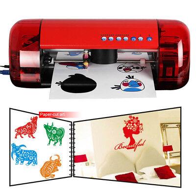 Mini A4 Desktop Portable Cutok Vinyl Cutter Plotter Carving Machine Sticker Cut