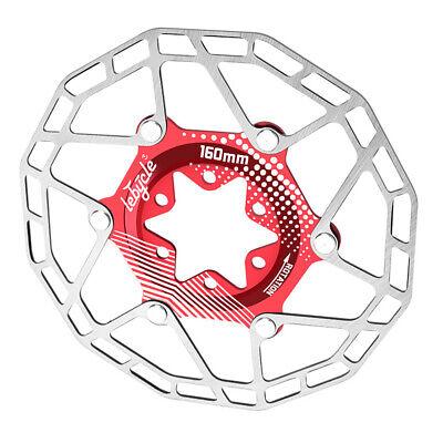 Carretera Bicicleta de Montaña Flotante Rotor Freno Disco Muy Luz 160mm 6...