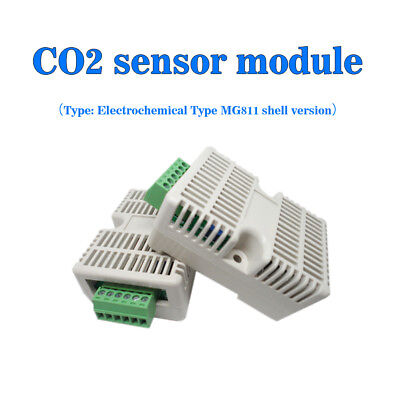 Shell Co2 Carbon Dioxide Sensor Module Mg811 Analog Output Voltage Type