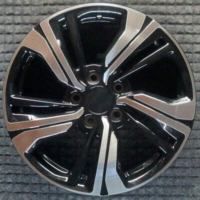 Honda Civic Compatible Replica Machined 17 inch Wheel 2016 to 2019