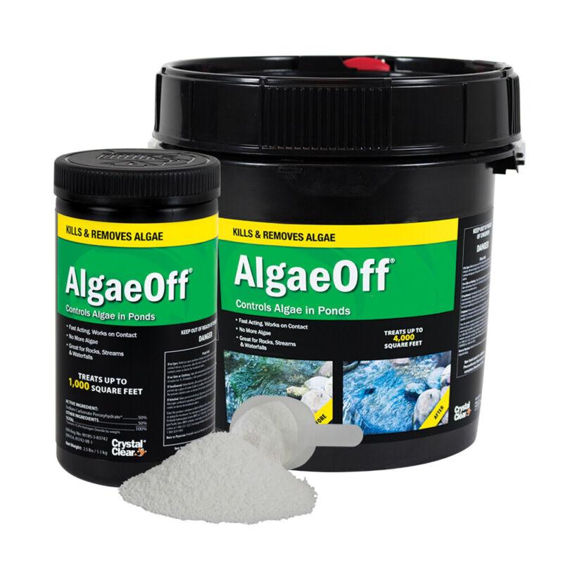 CrystalClear AlgaeOff - String Algae Remover