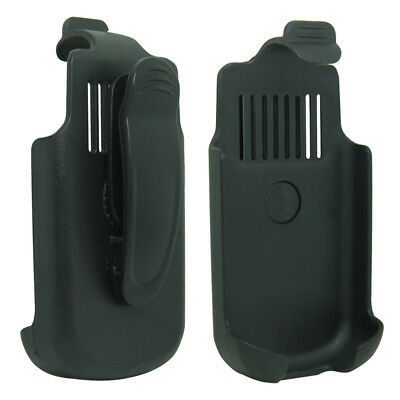 For Samsung Rugby 3 A997 Black Swivel Belt Clip Holster