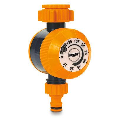 HECHT 08901 Bewässerungstimer Wasser Zeitschaltuhr Bewässerung Timer