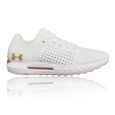 Under Armour Mujer HOVR Sonic NC Correr Zapatos Zapatillas Blanco Deporte