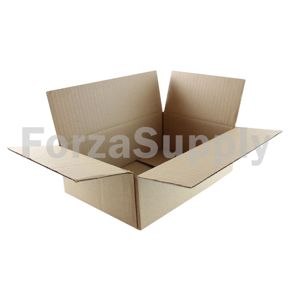 150 9x6x3 EcoSwift Brand Cardboard Box Packing Mailing Shipping Corrugated