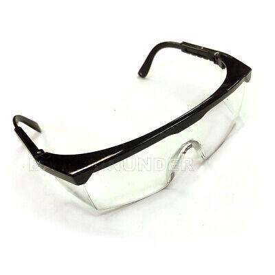 Safety Goggles Glasses Eye Protection Work Lab Anti Fog Splash Proof Adjustable