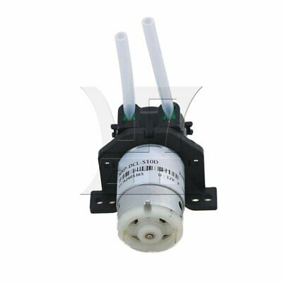 Dc12v Miniature Silent Peristaltic Pump Stepper Motor For Aquarium Tube
