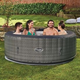Clever Spa Matara 6 Person Inflatable Hot Tub