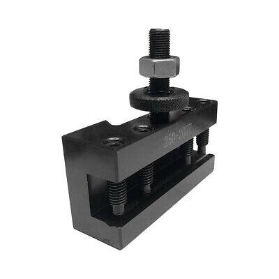 Bxa 34 Oversize Quick Change Turning Facing Lathe Tool Post Holder 250-202xl