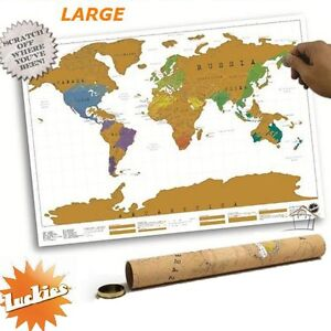 LARGE-Scratch-Map-Edition-Luckies-World-Poster-Layer-Off-where-you-Travel-Atlas