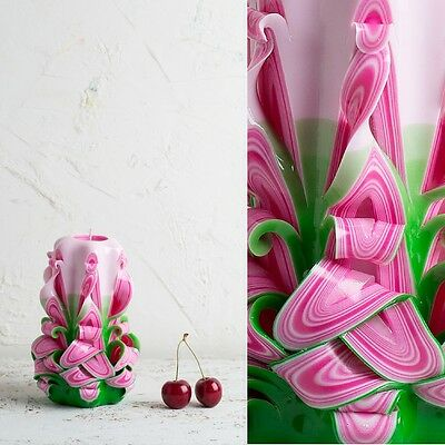 Artistic Candle Gift Idea Valentine's Mother's Day Surprise Birthday - Birthday Surprise Ideas