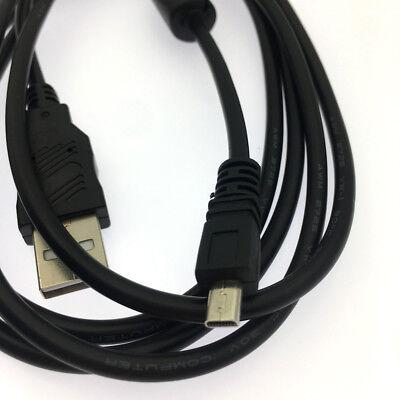 USB Daten Kabel Ladekabel Ersatz Für Sony Alpha series DSLR-A100,A300,A700,A200