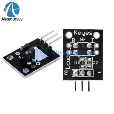 For Arduino Avr Pic Keyes Ky-010 Photo Interrupter Module