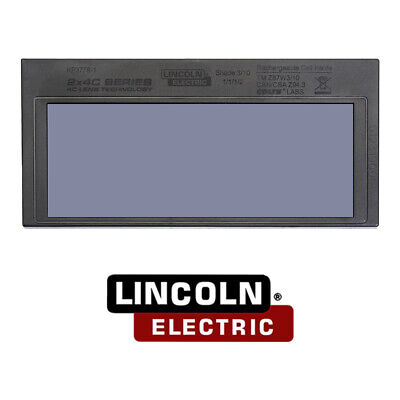 Lincoln Electric Viking Kp3778-12x4c Series Auto Darkening Lens Fixed Shade 10