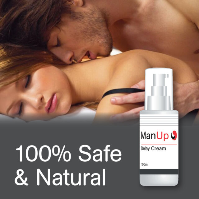 MAN UP DELAY CREAM DON'T CUM TOO QUICK LAST ALL NIGHT LONG GREAT PORN SEX