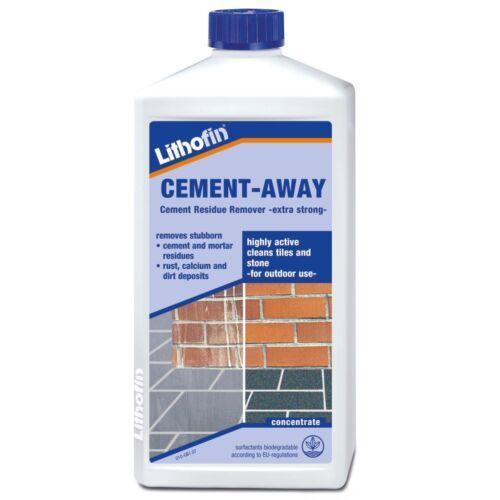 Lithofin Cement-Away Efflorescence & Mortar Residue