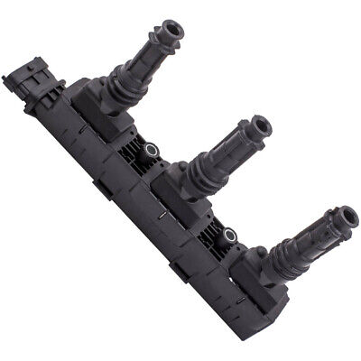 Ignition Coil Pack 1208306 90532618 FOR Opel Vauxhall Agila 1.0 Corsa B C 12v
