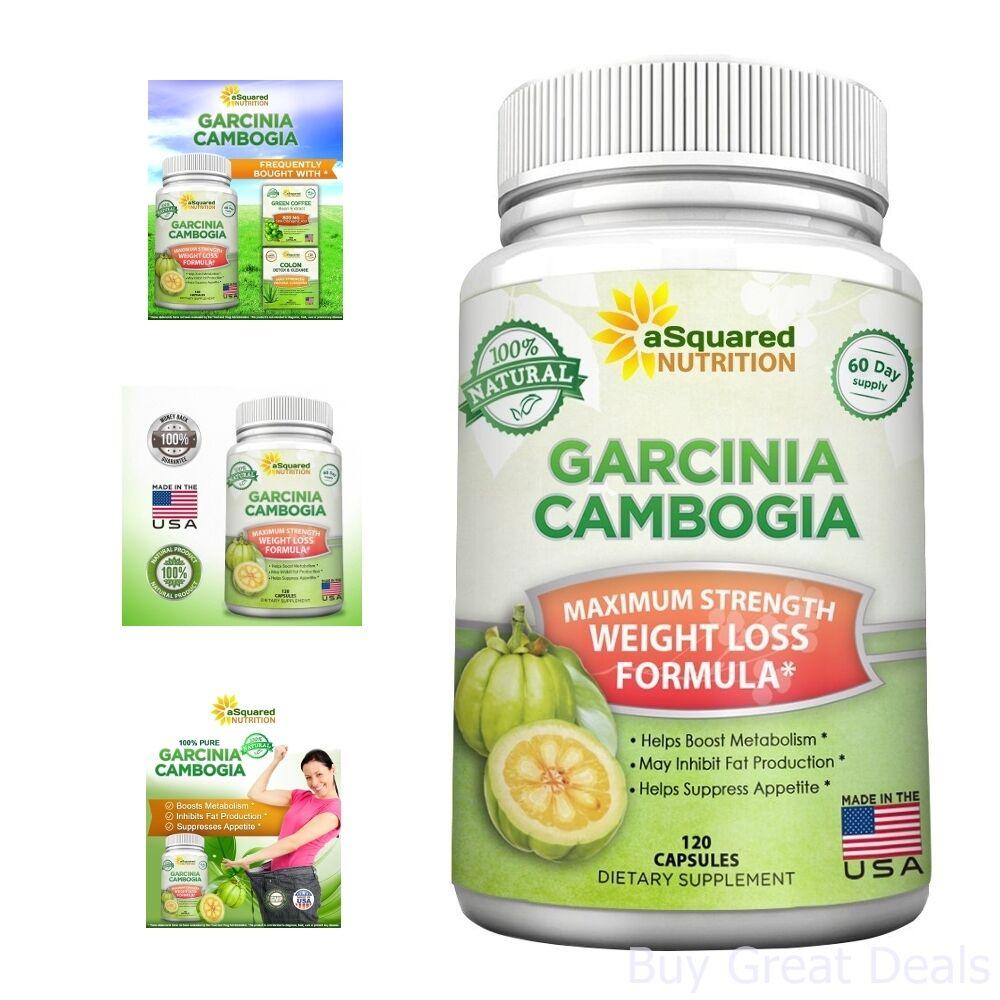 Garcinia Cambogia 1600 mg Dosierung